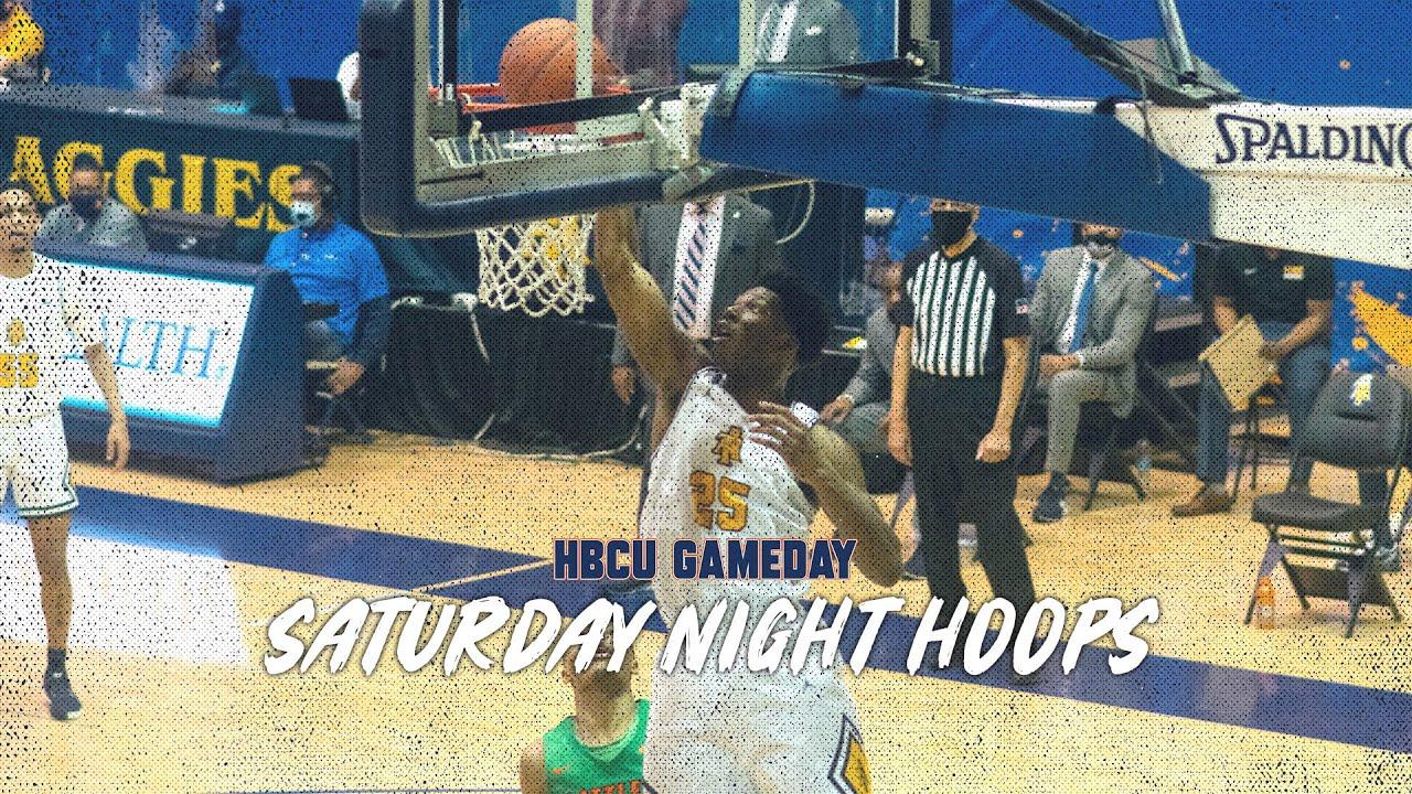 Saturday Night HBCU Hoops