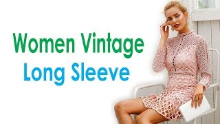 Women Slim Sexy Short Dress Review