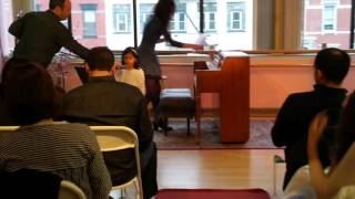 Gambar cover Aditi Surangana Behl Nagpal Voice recital, January 17, 2016. Hoboken NJ