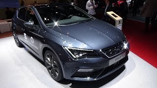 2018 Seat Leon FR 1.5 Eco TSI Evo - Exterior and Interior - Geneva Motor Show 2018