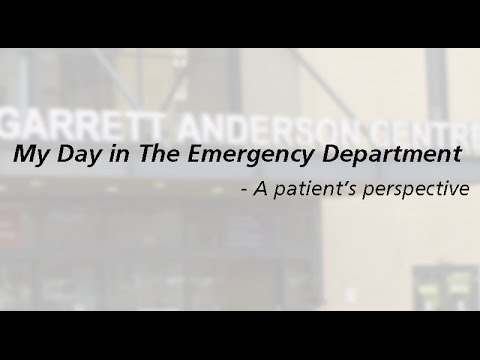 Emergency Department Experience