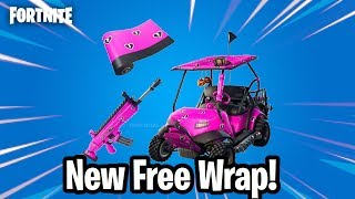 *NEW* How To Get FREE WRAP(Camo) In Fortnite!