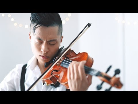 Can't Help Falling In Love - Elvis Presley - Violin Cover