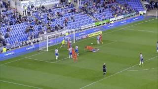 Highlights: Reading 5-1 Ipswich Town (Sky Bet Championship) 11th September 2015