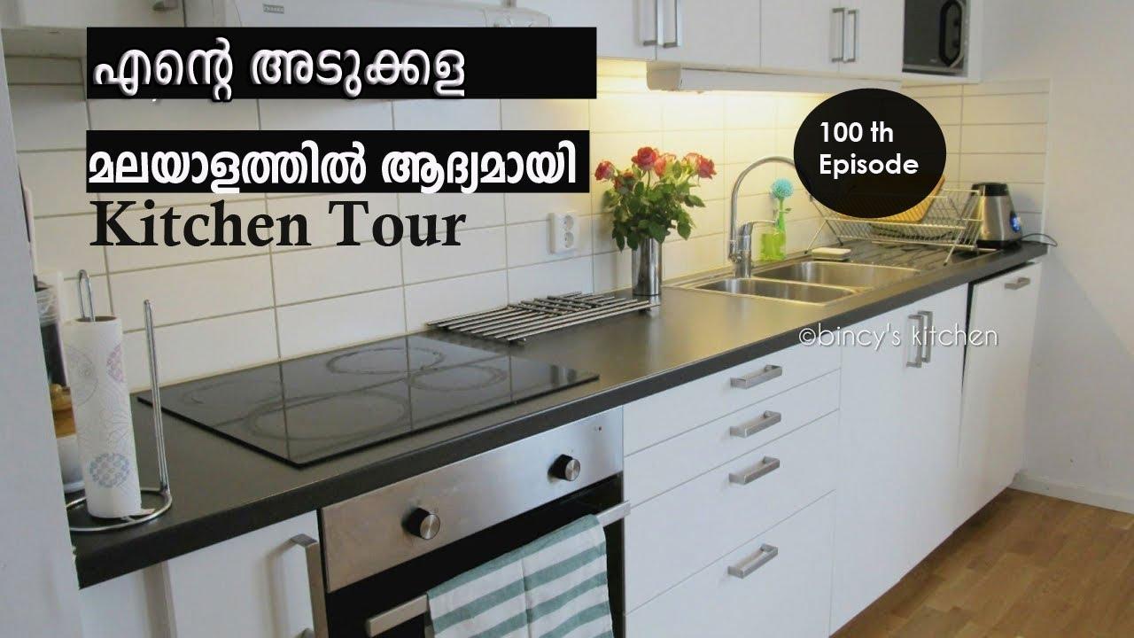 എന്റെ അടുക്കള   Kitchen Tour Sweden   My Kitchen Tour in Malayalam   Oreo  Fruit Shake  Ep  20
