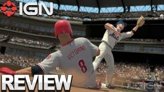 MLB 2K12 - Video Review
