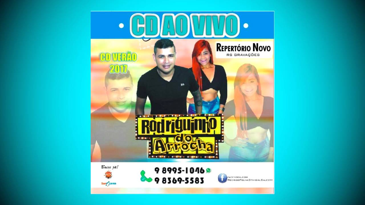 cd do rodriguinho 2012