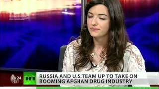 Afghan heroin kills 10X more than Taliban