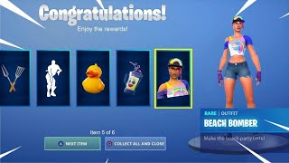 NOW *GETTING FREE GIFTS*, 14 DAYS OF SUMMER LIVE FROM FORTNITE