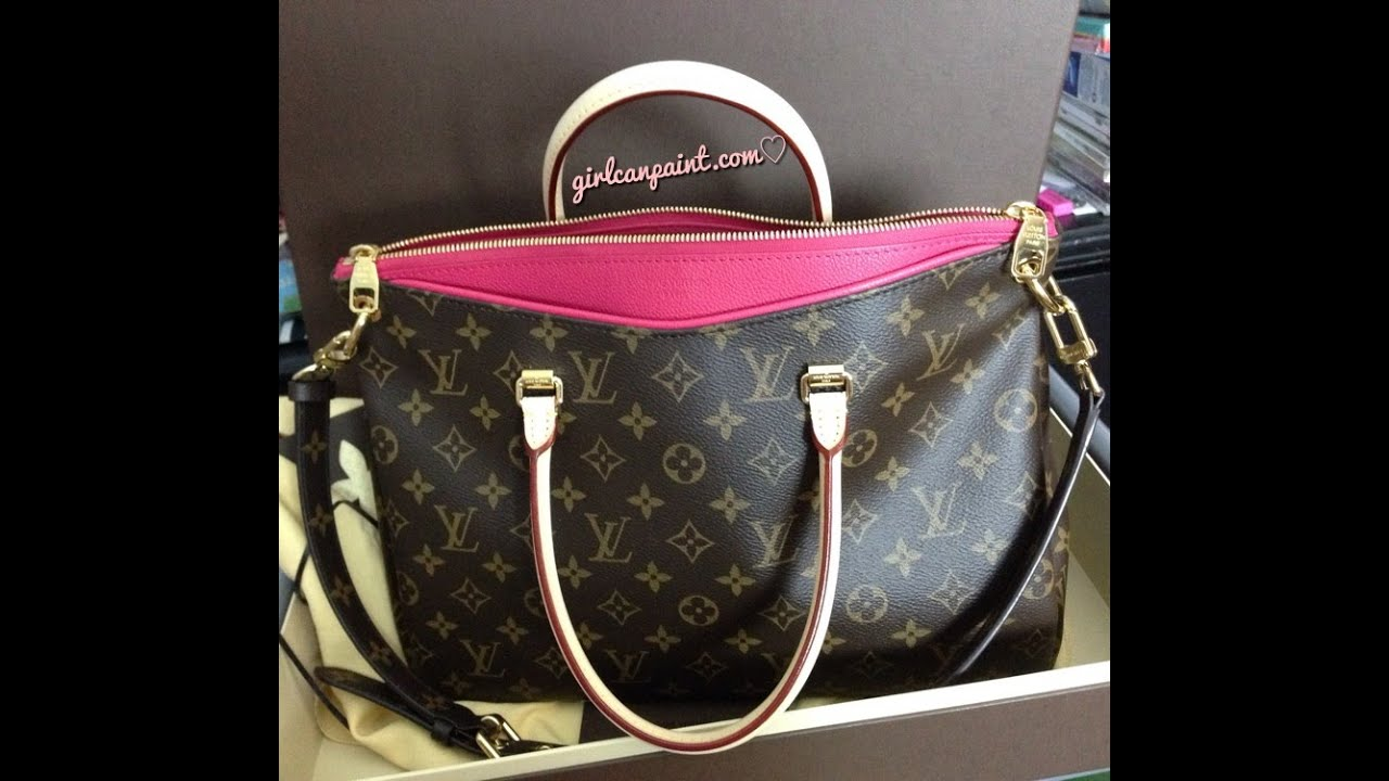 Louis Vuitton The Pallas Handbag Review Highly Requested