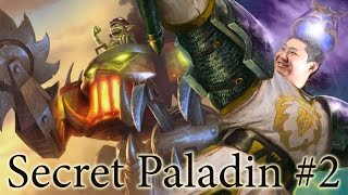 Hearthstone Secret Paladin #2 - Game All About Tempo
