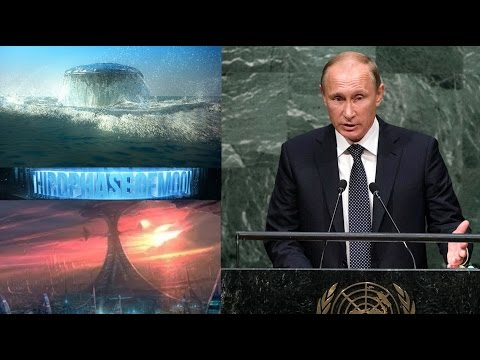 "Russia Secret War With Alien THREAT! PUTIN ""NEW"" SPACE WEAPON! UFO 12/22/2016"