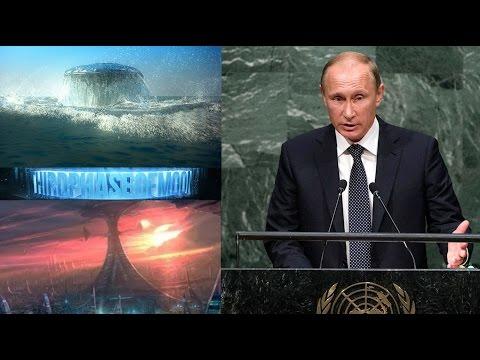 Russia Secret War With Alien THREAT! PUTIN