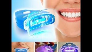 Обзор на отбеливатель зубов
