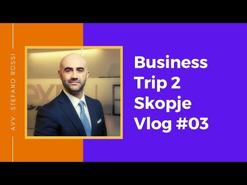 Business Trip 2 Skopje | Vlog #03