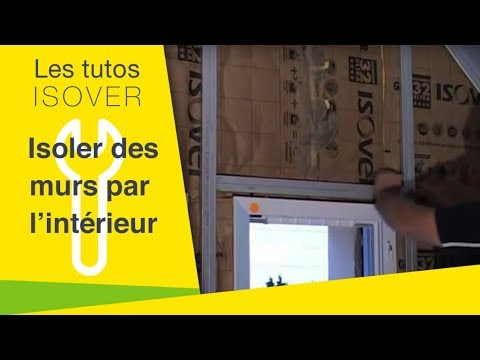 Guide pour l 39 isolation des murs par l 39 int rieur youtube for Isolation interieur murs
