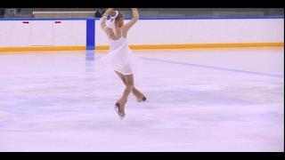 Екатерина Труханова (УЧАЛЫ) 2 юношеский разряд