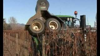 Langlois Mechanical Pruning Machine