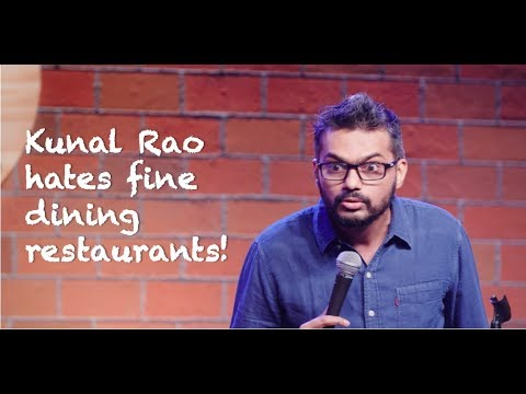 This Is How Much Kunal Rao Loves Food!