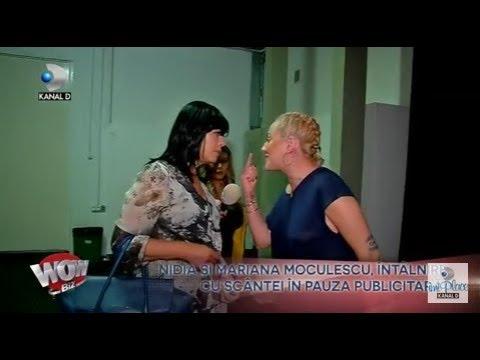 WOWBIZ (12.07.2018) - Nidia fata in fata cu Mariana Moculescu! Au fost la un pas de... Partea 2