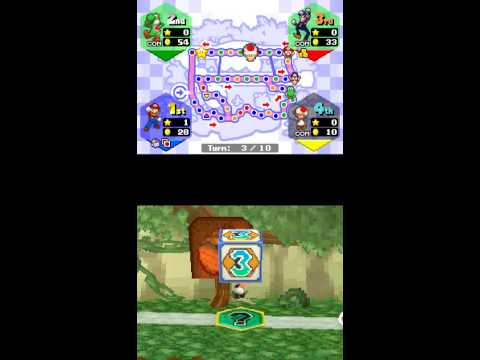 Nintendo DS Longplay [074] Mario Party DS (part 1 of 2)