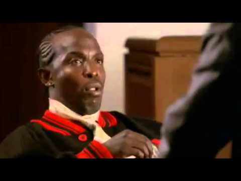 Michael K. Williams Explains How He Got His Buck 50! - YouTube