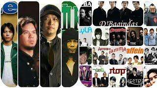 Daftar Nama - Nama Band Indonesia Dari Jaman Dulu Sampai Sekarang !!!