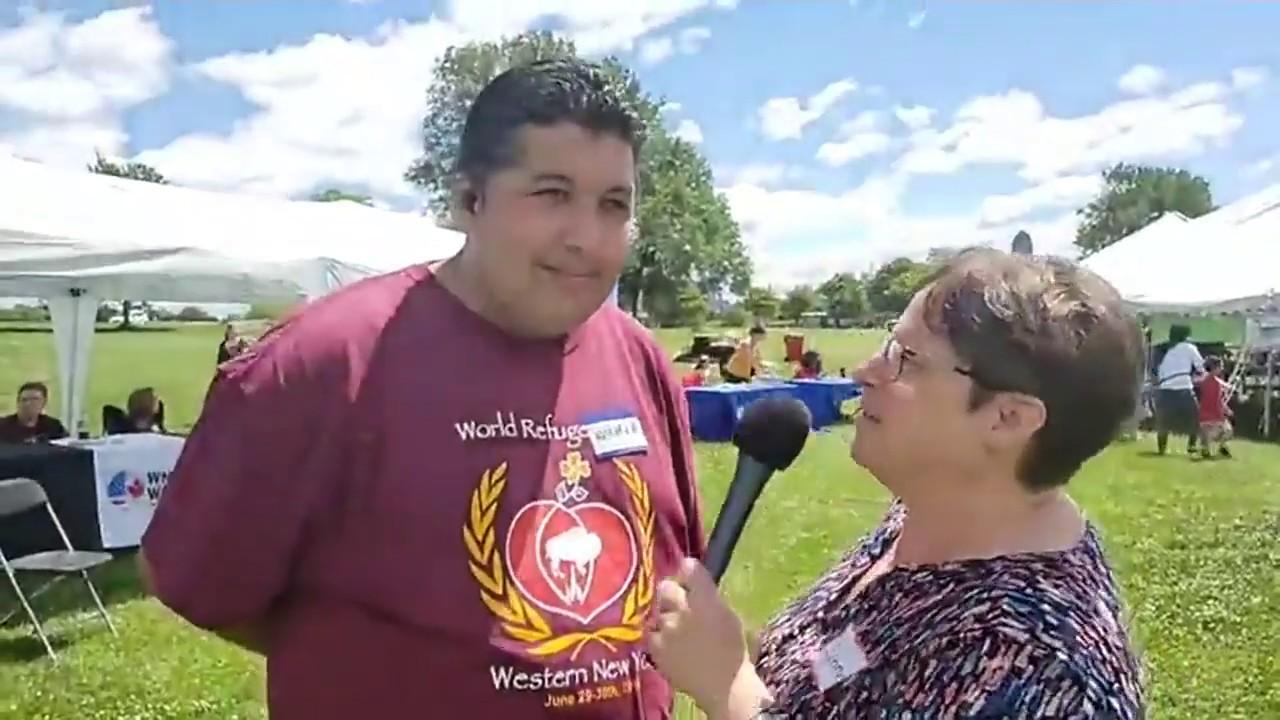 World Refugee Day - Breaking Barriers in Buffalo