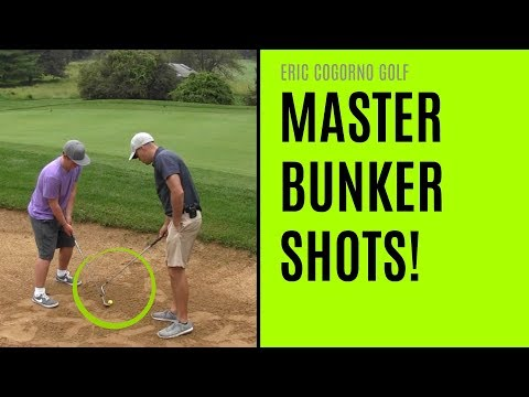 GOLF: How To Master Bunker Shots