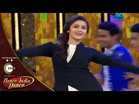Dance India Dance Season 4 February 02, 2014 - Alia Bhat sizzles on DID floor