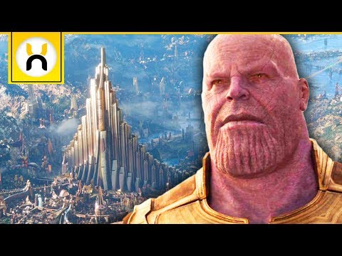 Was Thanos Going to Invade Asgard at the End of Thor: Ragnarok? | Avengers Infinity War