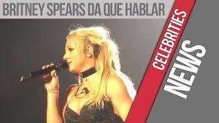 Britney Spears canta en vivo