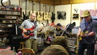Scare Easy - Mudcrutch Live Cover - The Taylor Caspersen Project
