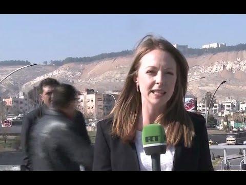 ISIS cut off Deir ez-Zor airbase, threaten 120,000 civilians – RT reporter