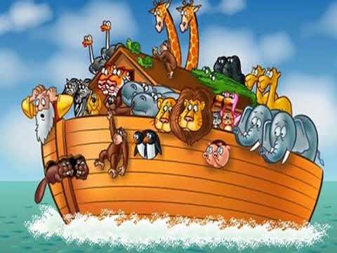 El Arca De Noé Cuentos Infantiles Para Leer Online Totalmente Gratis