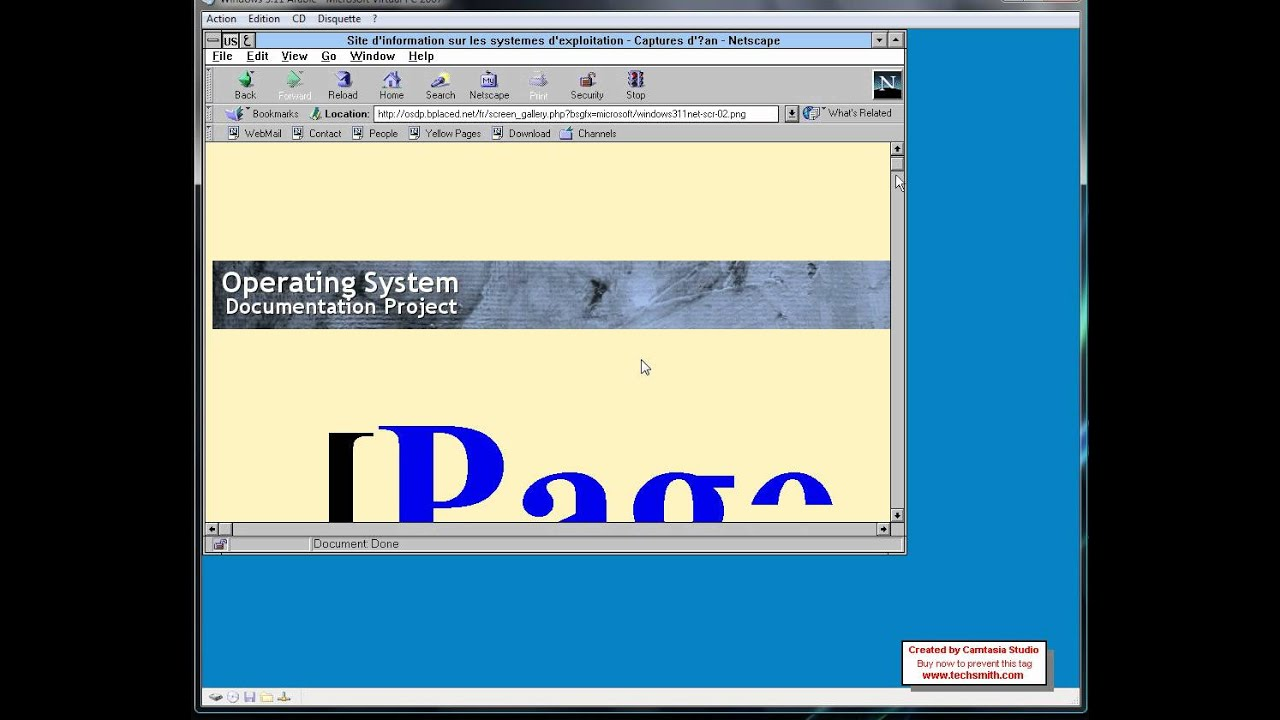 disquette windows 3.11