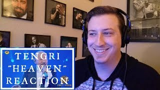 "Singer Reacts to Tengri - ""Heaven"" 