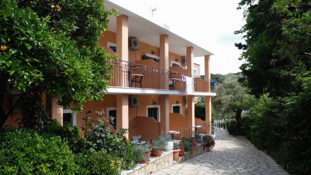 Marilena Studios And Apartments Liapades Greece