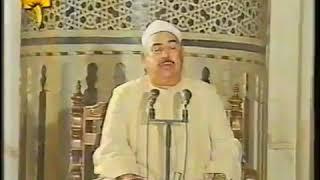 إن ينصركم الله فلا غالب لكم  القارئ الخاشع محمد الطبلاوي