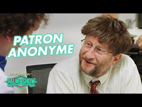 Parodie Patron Anonyme - Palmashow