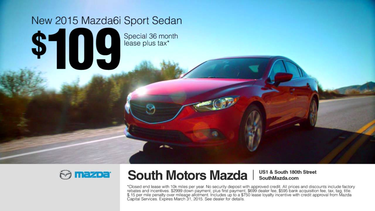 mazda car offers lease listings clo sedan full