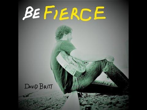 "David Britt - ""Be Fierce"" - The Gretchen Carlson Tribute Song - (Official Music Video)"