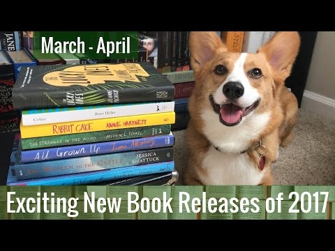 Exciting New Book Releases! | March - April | Kendra Winchester