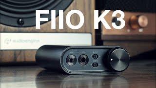 K3 - DAC/Amplifier nhỏ gọn, tiếng sạch sẽ, có 2 đường digital output