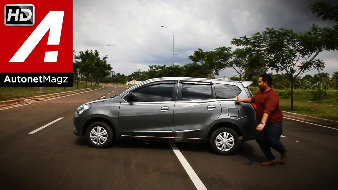 Review Datsun GO+ Panca 2014 Indonesia by AutonetMagz ...