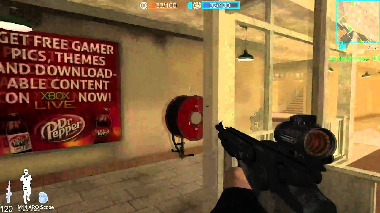 007 Quantum Of Solace Multiplayer Gameplay Embassy Youtube