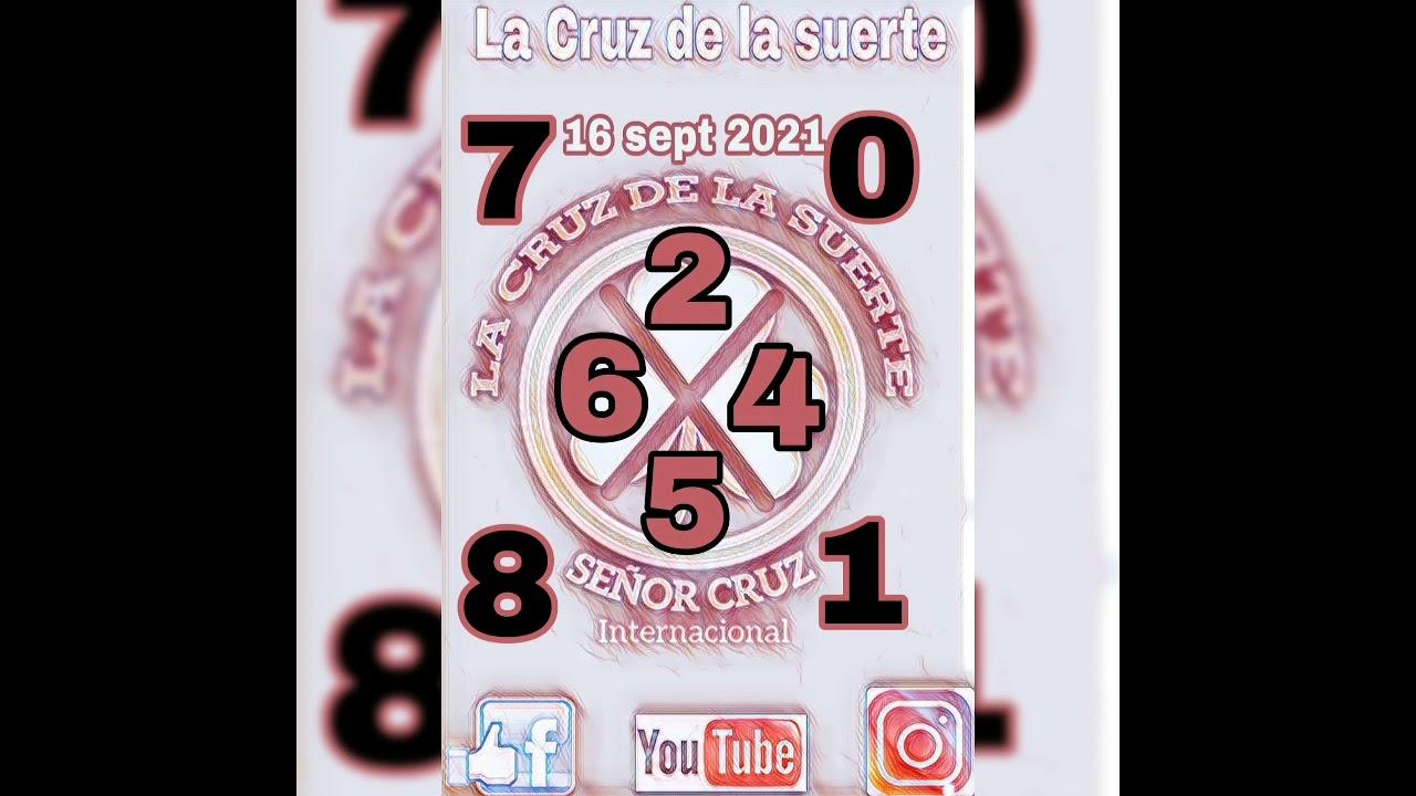 Cruz 16 septiembre 2021