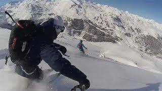 Powder day Oscar & Martin Schricke 17/02/14 (DRIFT HD Ghost-S) Thumbnail