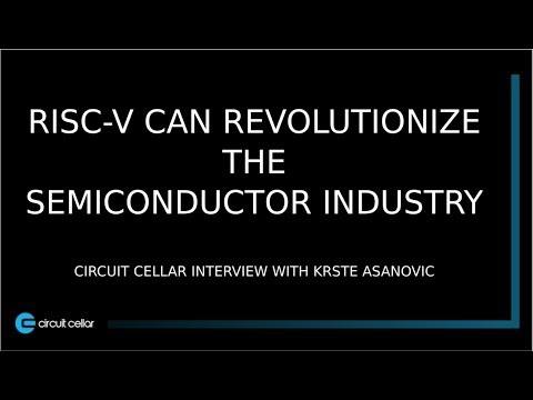 BY OPEN SOURCING THE DEVELOPMENT OF SILICON - RISC-V CAN REVOLUTIONIZE THE SEMICONDUCTOR INDUSTRY