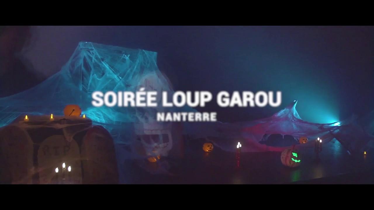 Soirée Loup Garou Géant